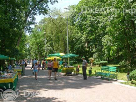 курортный парк фото ессентуки