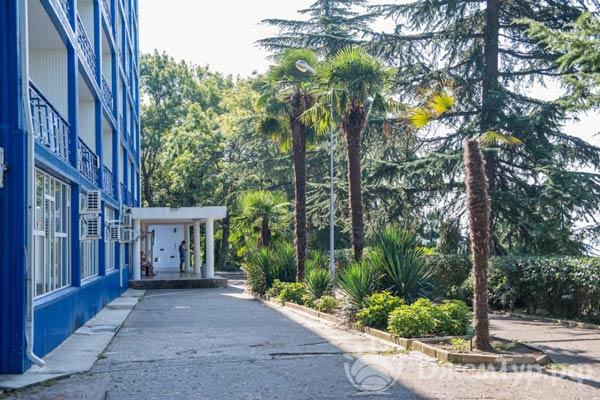Ателика Небуг отель, Небуг, цены лето 2 16, фото