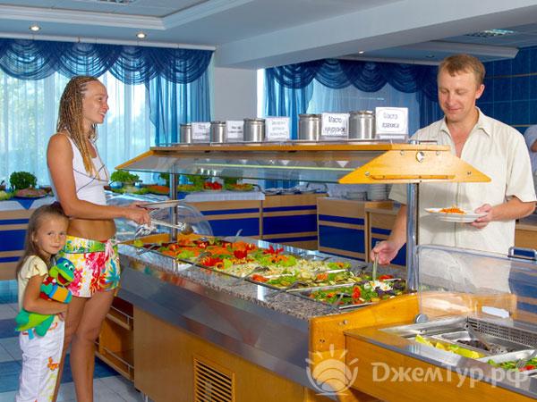 дизайн анапа отдых с питанием шведский стол Россия, Ленинградская область