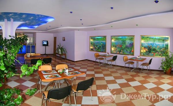 Отель в Горном Алтае  гостиница на Алтае с бассейном